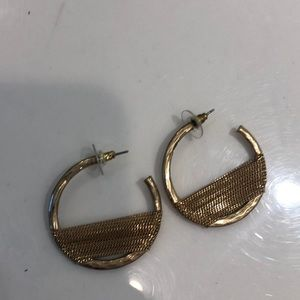 Jewelry - Hoops gold